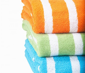 towel-color-striped-beach-1